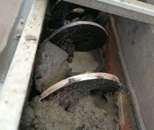 污泥无轴螺旋输送机
